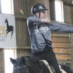 Jousi, ratsu ja mieli – ratsastusjousiammunta antaa mahdollisuuden olla melkein kuin Robin Hood