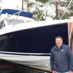 Veneilyssä kiehtoo vaihtuva maisema – uusi laki ihmetyttää, kunnan venepaikoille saatava sähköt ja valot