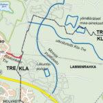 Lamminrahkan verkkosivuilta löytyy ajankohtainen tieto käynnissä olevista urakoista – helpottaa Lamminrahkan ja Ojalan alueiden virkistyskäyttöä rakentamisen aikana