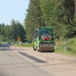 Lahdentie saa kesällä uutta päällystettä Pälkäneellä noin kahdeksan kilometrin matkalla