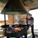 Kesällä grillataan – retkeilijälle on Pälkäneellä paljon yleisiä nuotiopaikkoja