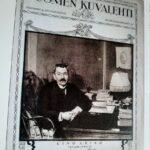 Eino Leino Suomen kuvalehdessä vuonna 1926.