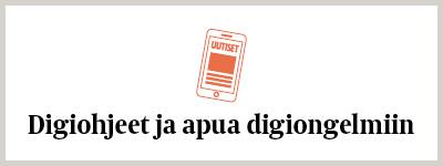 Sydän-Hämeen Lehden digipalvelut
