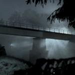 Seutumme elävissä kuvissa: Kyllönjoen silta Suomen ja Venäjän rajana elokuvassa Raja 1918