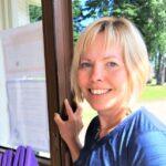 """Luopioisten ulkoilukylä – Marjaana Myötyri: """"Ihan mahtavaa, että tällaista järjestetään!"""""""