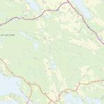 Liikenne katkaistiin Pohjalahdentiellä – tie on poikki neljän päivän ajan