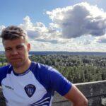 Luopioisista Pekingiin – ampumahiihdon maajoukkueeseen kuuluva Jaakko Ranta harjoittelee kesäisin Luopioisissa ja tähtää tosissaan Pekingin olympialaisiin 2022