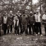 Perinteestä pidetään kiinni – Pälkäneveden matosonkijat kokoontuivat onkimaan tänäkin vuonna