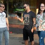 Amorphiksen Tomi Koivusaari kävi EloTähkässä tapaamassa tuttuja ja kertomassa kuulumisiaan – yhteiskiertue Nightwishin kanssa vaihtui kahteen videoituun keikkaan