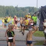 Triathlon veti paikalle yli 600 kisaajaa