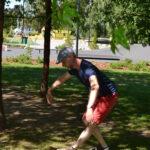 Tanssia Kirsikkapuistossa