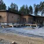 Kostiakodin remontti on edennyt suunnitelmien mukaan – laajennusosa valmistui maaliskuussa, loppusyksystä valmistuva A-osan peruskorjaus viimeistelee laajan remontin