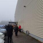 Palohälytys tyhjensi jäähallin kesken yleisöluistelun