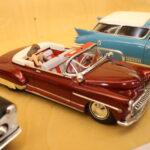 Automuseossa vietetään pienoismallipäivää