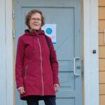 Ovi sulkeutui – kirkkoherran viraston monille tuttu kasvo Iris Marsi jäi eläkkeelle