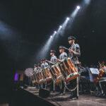 Varusmiessoittokunta johdattelee rock-musiikin ja progen pariin