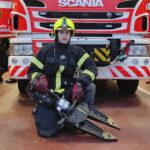 Palomiehen työ on monipuolista, mutta ajoittain henkisesti ja fyysisesti kuormittavaa