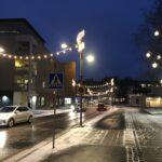 Kausivalot tuovat valoa ja iloa Kangasalan keskustaan – seuraavina vuosina valaistusta tulee vielä lisää