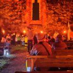 Kirkko tulessa – partiolaiset antoivat lupauksensa