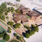 Koulusuunnitelmille Lamminrahkaan hyväksynnät – yli 900 oppilaan opinahjon rakentaminen alkaa ensi keväänä