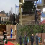 Poikkeuksellisesti juhlittu itsenäisyys – 6.12. 2020 kokoonnuttiin pienissä ryhmissä ja ruutujen takana