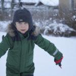 Teemu viihtyy suksilla – talviliikuntaa on ollut helppo harrastaa tänä talvena