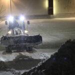 Lunta, loskaa ja yhteisvastuuta – risteysalueet tulisi viipymättä tyhjentää lumikasoista