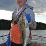 Pirkanmaan järvissä on paljon kalaa, pyydettävää riittää niin vapaa-ajan kalastajille kuin ammattikalastajille