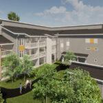 Ikäihmisten pitkäaikaisen asumisen yksikkö voi valmistua Sahalahdelle kesällä 2022