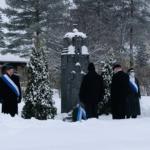 Luopioisissa muistettiin talvisodan päättymistä – Talin myllyn maastossa koettiin kovia vain minuutteja ennen rauhaa