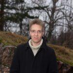 Jukka Palo avaa luennolla Suomea ja suomalaisia genetiikan kautta