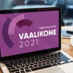 Sydän-Hämeen Lehden vaalikone auttaa äänestäjää oman ehdokkaan löytämisessä