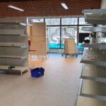 Järvikansan laajennus entisen pankin puolelle valmistunee pääsiäiseksi – luvassa 100 neliötä lisää myymälätilaa