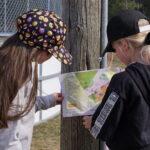 Pälkäneen kouluilla on etsitty viime päivinä ahkerasti rasteja – Koulu kartalla -teemaviikko tutustuttaa suunnistuksen saloihin