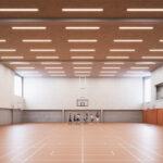 Tuhat neliötä, kolme osaa ja yhdeksän metrin korkeus – tällainen on ison avustuksen saanut kuuden miljoonan euron liikuntasali Lamminrahkassa