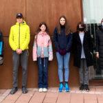Kuvataide- ja käsityökoulu Emilin nuoret laittavat pystyyn näyttelyn Kangasala Classic- festivaalin hengessä