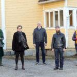 Kahvila, museo ja pelitila vievät Vilpeilän entisen koulun uuteen elämänvaiheeseen – osuuskunta vuokrasi lakkautetun kyläkoulun