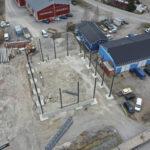 Kangasalan ensimmäisen padelhallin rakennustyöt käynnistyivät Asemalla