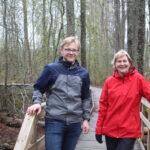 Polttopuuhuolto on ollut laavuilla kovilla – lue retkeilijän viisi vinkkiä ja Jan Olsmanin sekä Katariina Sallomyn kokemuksista Kangasalan lähiluontokohteista