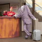 KESÄTEATTERI: Hotelli Satuhahmo marssittaa Röllin, Pinokkion, Ransu Karvakuonon ja Prinsessa Ruususen näyttämölle