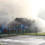 Kangasalla paloi jälleen, poliisi ja pelastuslaitos selvittelevät Pikkolan vanhan päiväkodin syttymissyytä