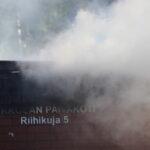 Tulipalojen alle 15-vuotias sytyttäjä jäi kiinni Kangasalla