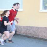Lukiolaisten tapahtumat ja ryhmäytyminen ovat jääneet koronan jalkoihin – Koronakilsat-tapahtumassa lenkkeiltiin opiskelijoiden hyväksi