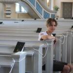 Roni Siitonen pääsi tiekirkkopäivystäjäksi – Pälkäneen seurakunta sai varoja kolmen nuoren työllistämiseen