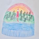Kangasalan koulujen 150-vuotisjuhlavuoden pipon suunnittelukilpailu on ratkennut – voittaja Huutijärven koulusta