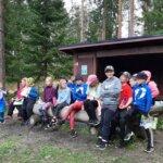 Yli 30 lasta tutustui suunnistuksen saloihin kevään suunnistuskoulussa
