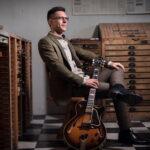 Jazzkitaristi Mathias Sandbergin trion kiertue saapuu Kangasalle elokuussa