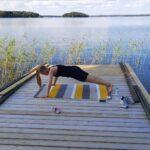 Kesäkuvakisa: Lomalöhöilyä ja liikuntaa