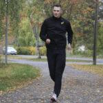 Kilpakävelijä Aleksi Ojala valmistautuu olympialaisiin Japanin Sobetsussa