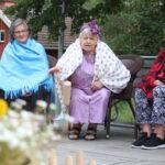 Päivätoiminta tuo iloa ikäihmisten arkeen – Kanervassa toimii jokaisena arkipäivänä oma ryhmänsä